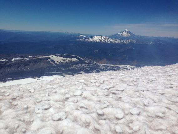 Villarica volkanı
