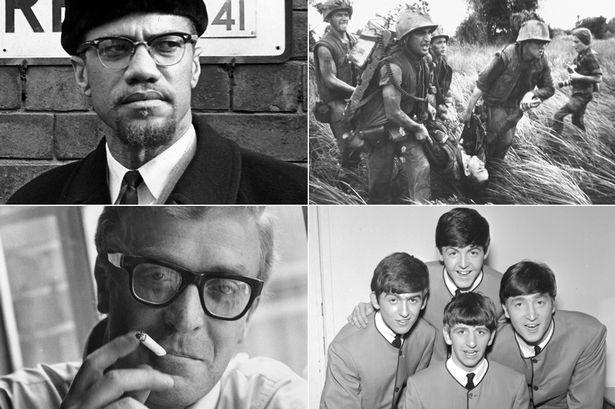the beatles, malcolm x, vietnam savaşı