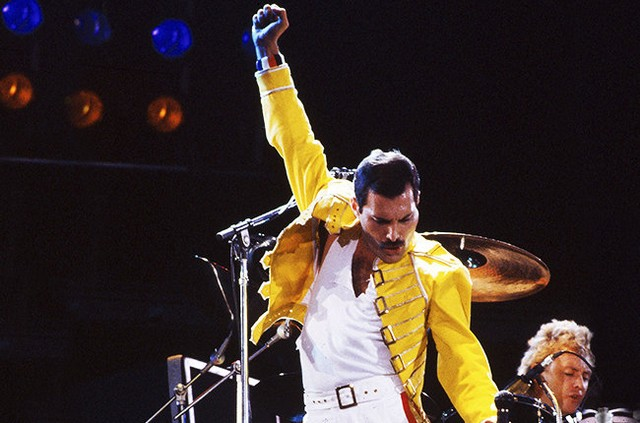 freddie mercury, show must go on