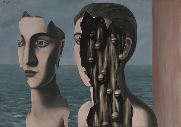 Magritte, beril tangünay