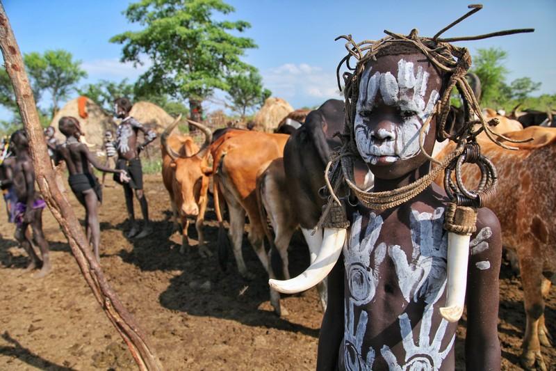 afrika kabileleri