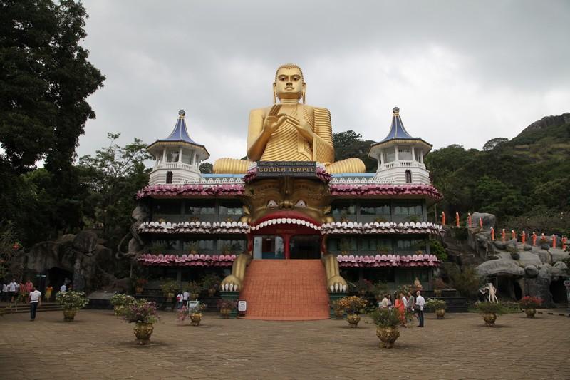 altın buda, budizm, sri lanka budizmi