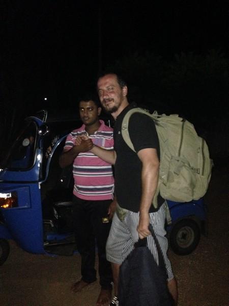 rickshaw, tissamaharama