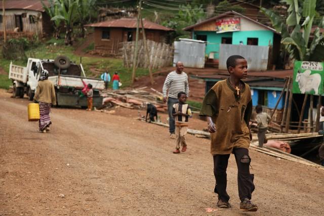 dorze kabilesi, etiyopya