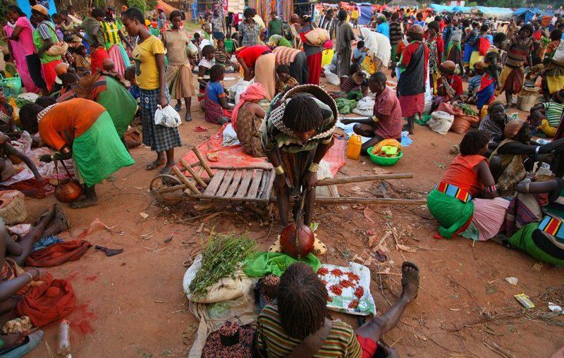 Omo Vadisi Kabileleri (2) Etiyopya Gezi Notları
