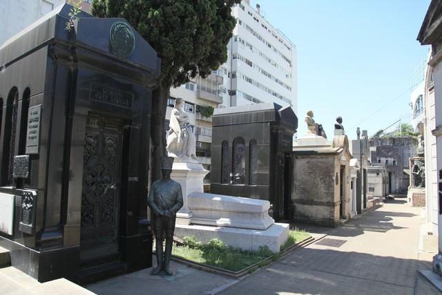 recoleta mezarlığı, buenos aires