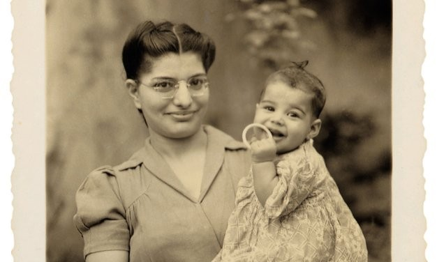 freddie and mother