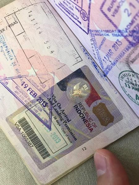 endonezya vizesi nasıl alınır
