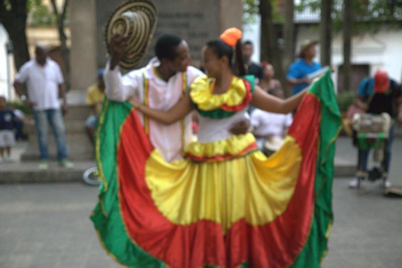 kolombiya müzikleri, kolombiya