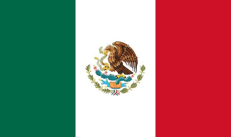 meksika online vize formu, meksika bayrağı