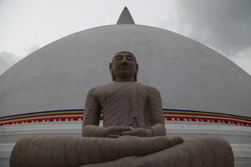 stupa, budist tapınağı